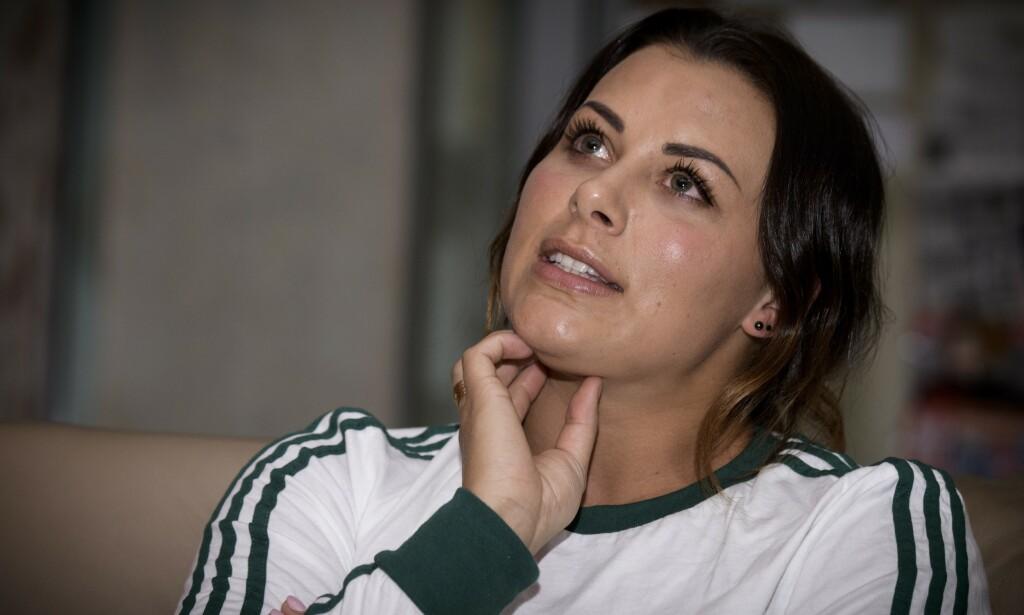 NY TYPE: Nora Mørk bekrefter at hun har fått seg ny kjæreste. Foto: Lars Eivind Bones / Dagbladet
