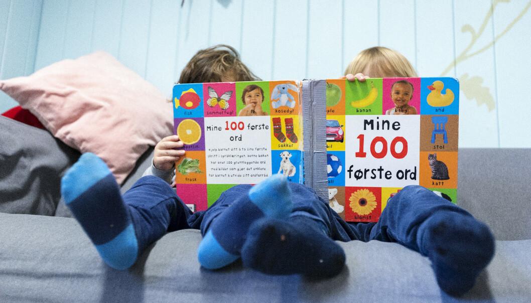 SUKSESS: Historien om norsk barnehagesektor er en suksesshistorie. Foto: Gorm Kallestad / NTB scanpix