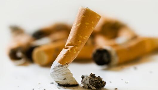 Gigant: - Vårt mål er å slutte å selge sigaretter