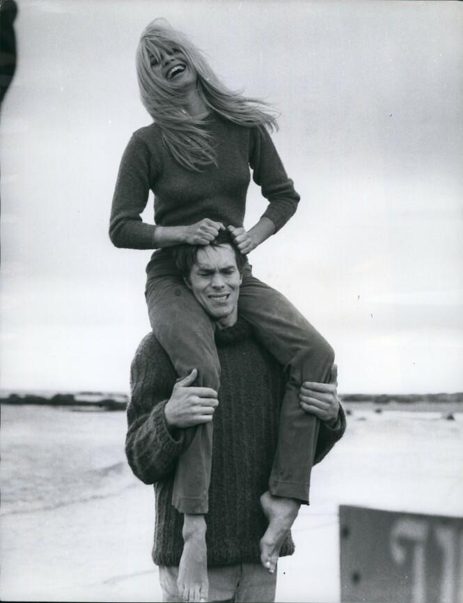 1966: Brigitte Bardot. Foto: Scanpix