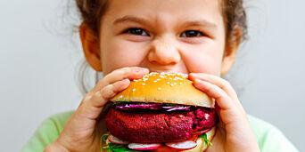 image: Lege advarer familier mot å spise vegansk