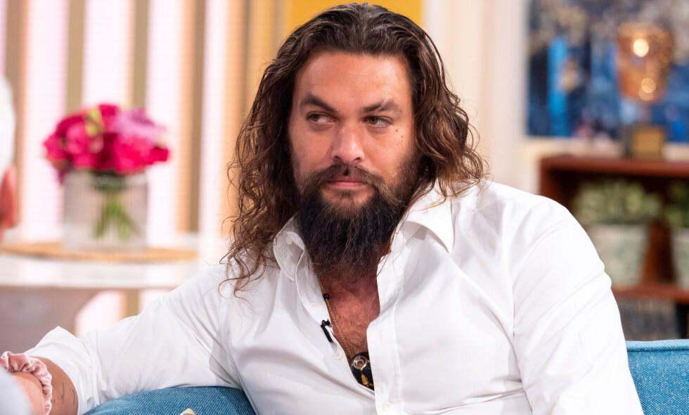 STJERNE: Jason Momoa imponerte stort i rollen som Khal Drogo. Han røper imidlertid at ikke alt var på stell rent økonomisk da han fikk rollen. Foto: NTB Scanpix