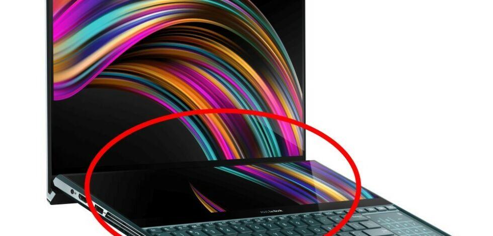 image: Ikke én, men to(!) 4K-skjermer