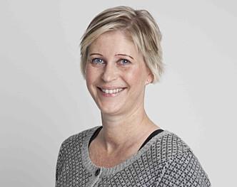 NINA HOLME: Fagsjef hos ADHD Norge. Foto: ADHD Norge.