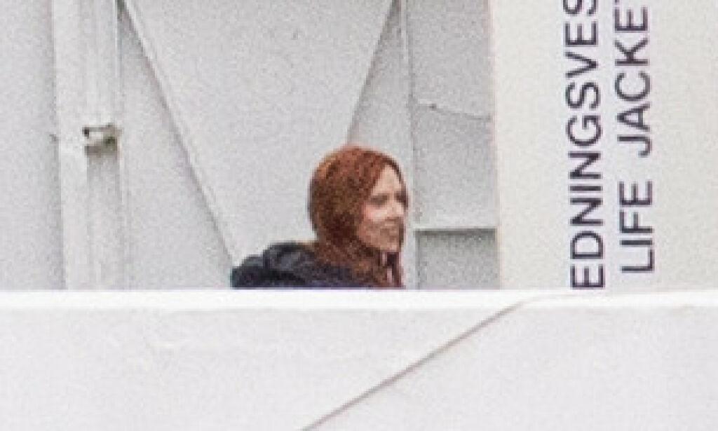image: Første bilder fra «Black Widow»