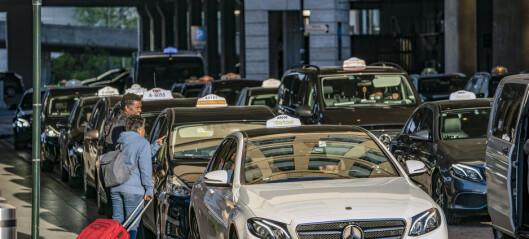 Gårsdagens taxiregulering – dagens problem