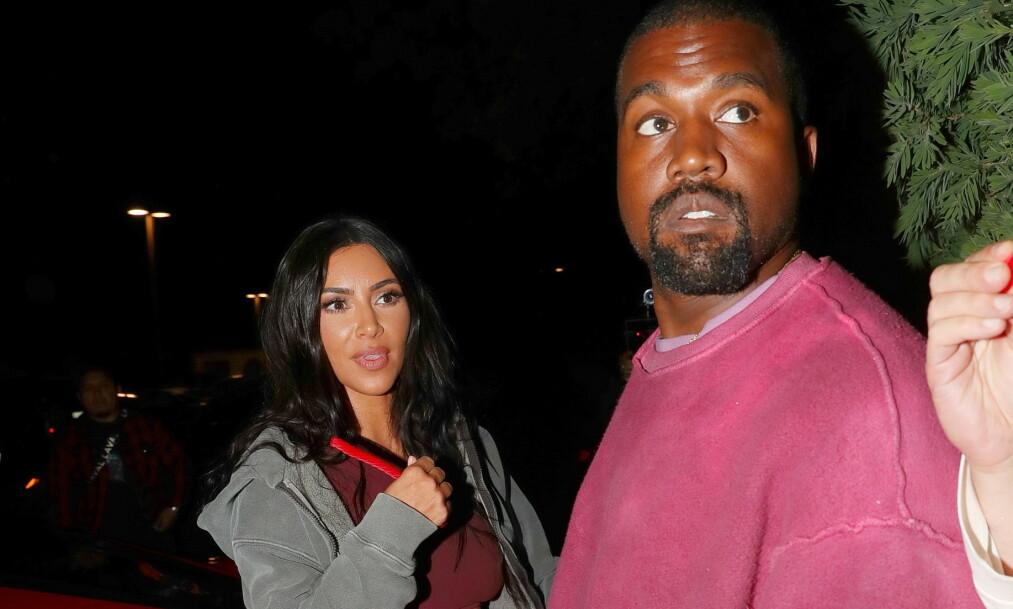 BEKYMRET FANS: Etter at realitystjernen Kim Kardashian West delte et bilde av den nyfødte sønnen Psalm West har kritikken haglet mot stjernen - da flere fans uttrykte sin bekymring over barnets velferd. Foto: NTB scanpix