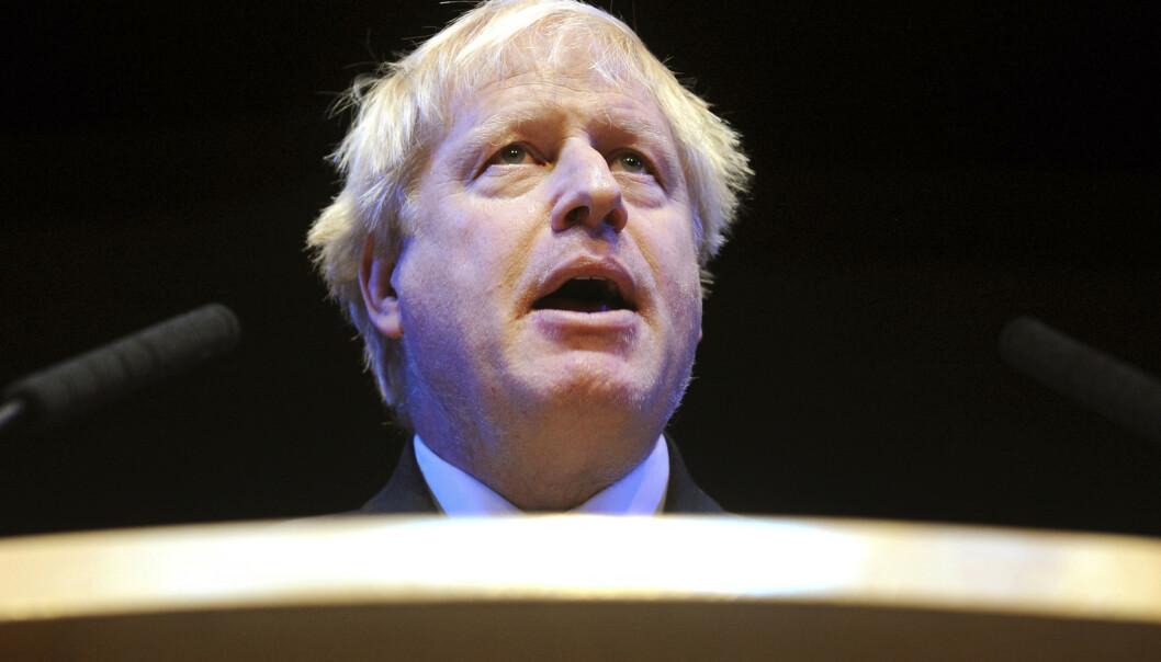 Boris Johnson må svare for anklager om brexit-løgner