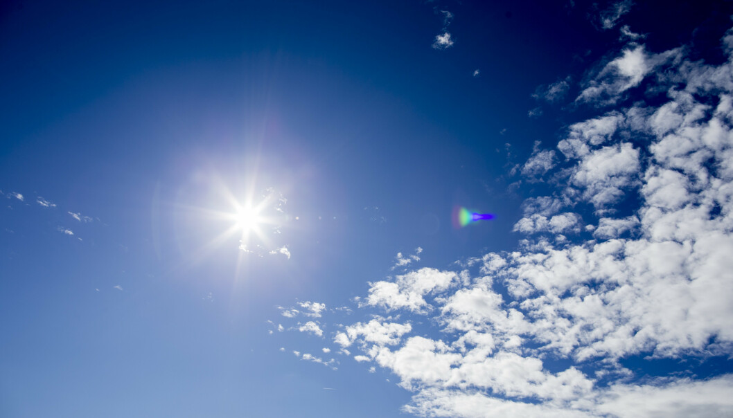Fredag er det mye sol i vente Østafjells. Illustrasjonsfoto: Vegard Wivestad Grøtt / NTB scanpix