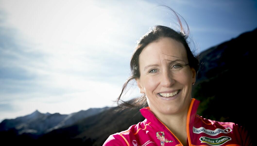 LEGENDE: Marit Bjørgen har fått seg jobb. Foto: Bjørn Langsem / Dagbladet