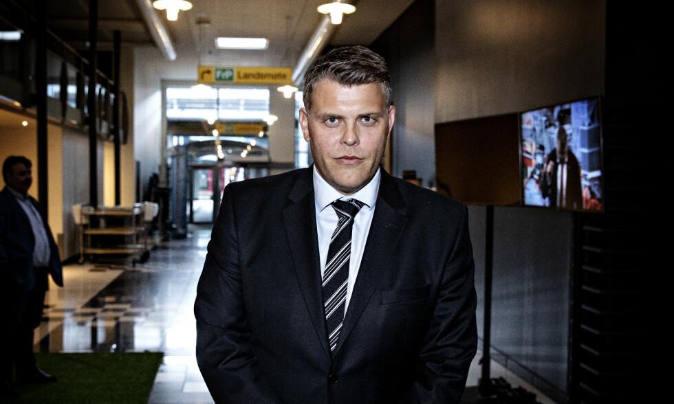 AU PAIR-TRØBBEL: Jøran Kallmyrs (Frp) au pair ble 9. mai utvist fra Norge etter å ha jobbet ulovlig hos justisministeren. Foto: Nina Hansen / DAGBLADET