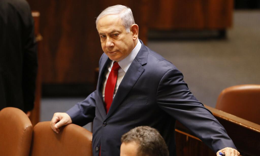 Statsminister Benjamin Netanyahu har siden april jobbet med å danne regjering, men siden han ikke har lyktes innen fristen, er det blitt utskrevet nyvalg i Israel. Foto: AP / NTB scanpix