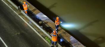 Nærmere 30 kan ha omkommet da båt sank i Budapest