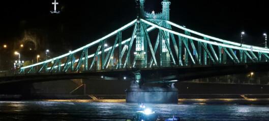 Terje Svabø så lik flyte i Donau: - Veldig tragisk