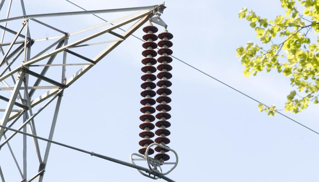 Nå er strømprisene 35 øre billigere per kilowatt enn hva tilfellet var i januar. (Foto: Terje Pedersen / NTB scanpix).