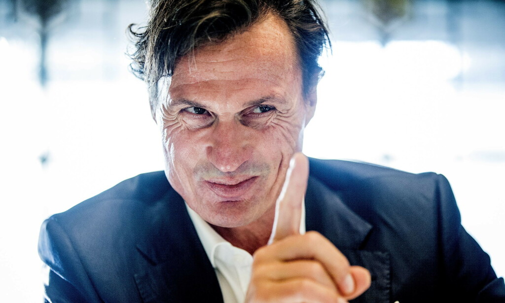 GARASJE-PLANER: Hotellinvestor Petter Stordalen foreslår å bygge et slik tak over parkeringsplassen sin på Bygdøy. Foto: Bjørn Langsem / Dagbladet