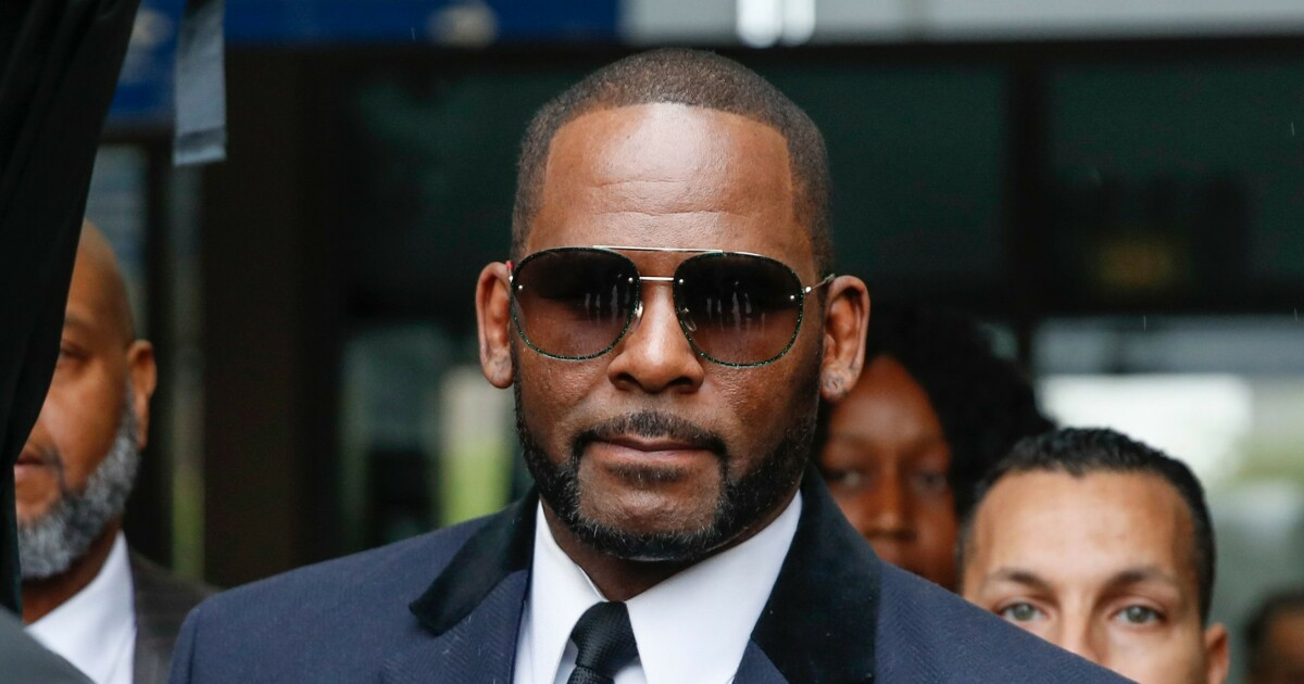New assault against R  Kelly