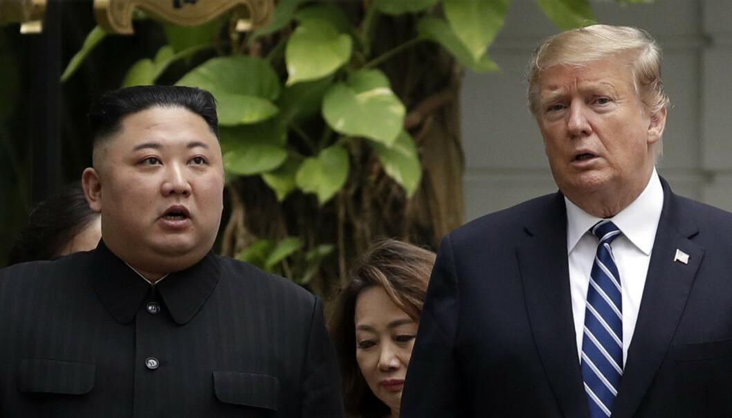 Avis: Nord-Korea har henrettet rådgivere etter mislykket Trump-møte