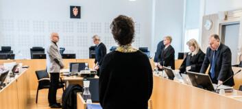 Sjubarnsmoren dømt til lovens strengeste straff