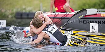image: Norsk idrettsbragd rørte. Så kom kontrabeskjeden