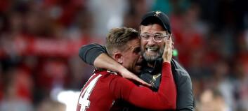 Barndomsbilde ga Liverpool-kapteinen motivasjon