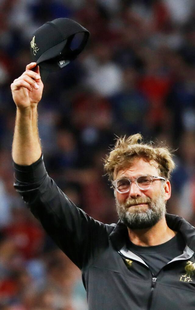 344fb9773 Sendte Liverpool til himmels etter kontroversiell scoring - Dagbladet