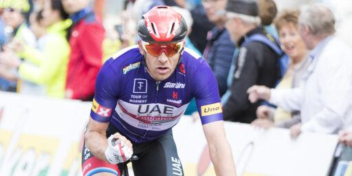 image: Kristoff til topps i Tour of Norway. Halvorsen vant siste etappe