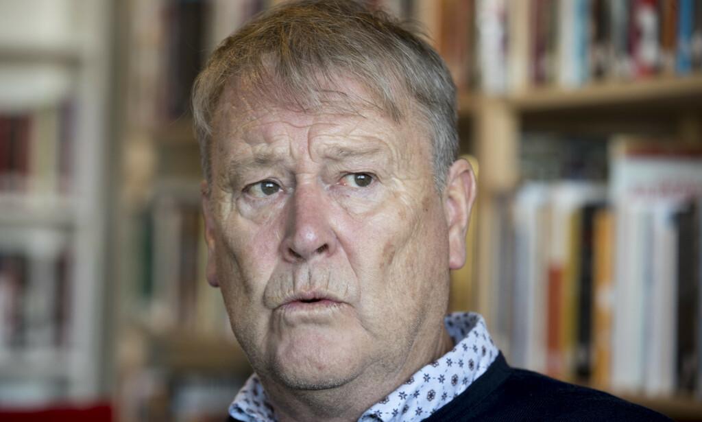 LANDSLAGSSJEF: Åge Hareides Danmark møter Irland i København. Foto: Vidar Ruud / NTB scanpix