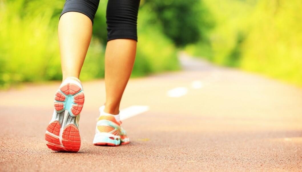 BEDRE SELVTILLIT: Trening kan blant annet hjelpe på selvtilliten vår! FOTO: Shutterstock