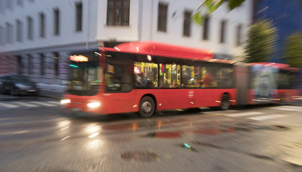 Tester nytt bonussystem som gir gratis bussbilletter i Oslo