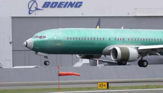 FAA: Boeing 737 MAX-fly kan ha feilproduserte flydeler