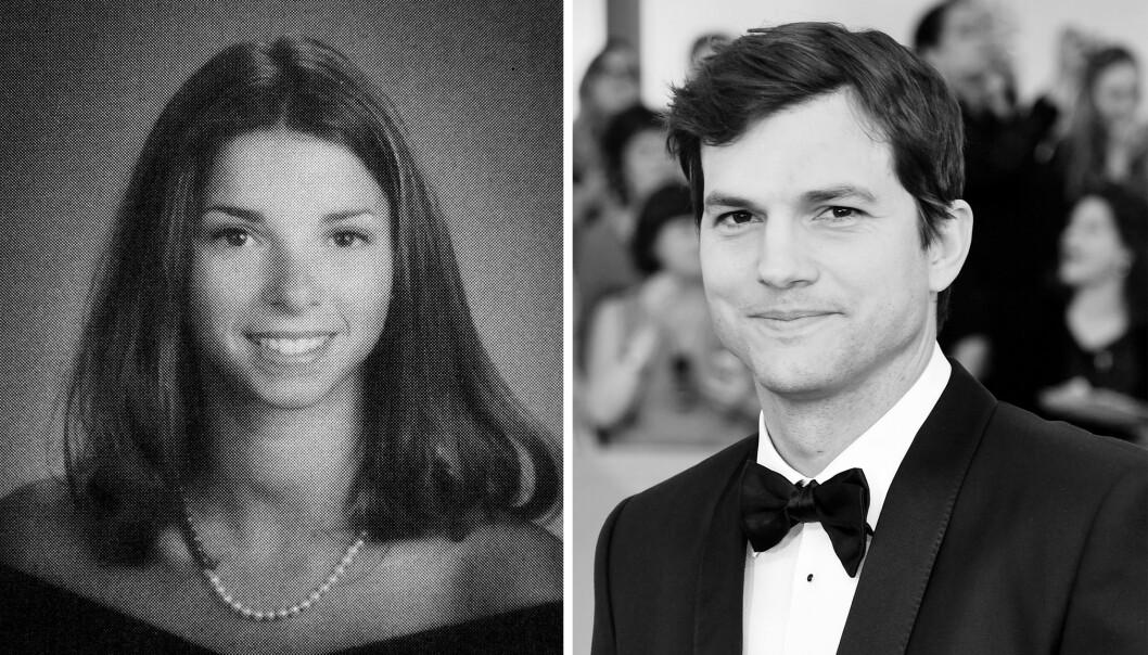 DATEN BRUTALT DREPT: Skuespiller Ashton Kutcher er kronvitne i drapssaken fra 2001 der Ashley Ellerin ble brutalt drept. FOTO: NTB Scanpix