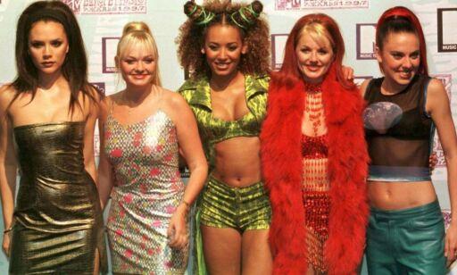 image: Slik fikk «Spice Girls»-jentene sine kallenavn