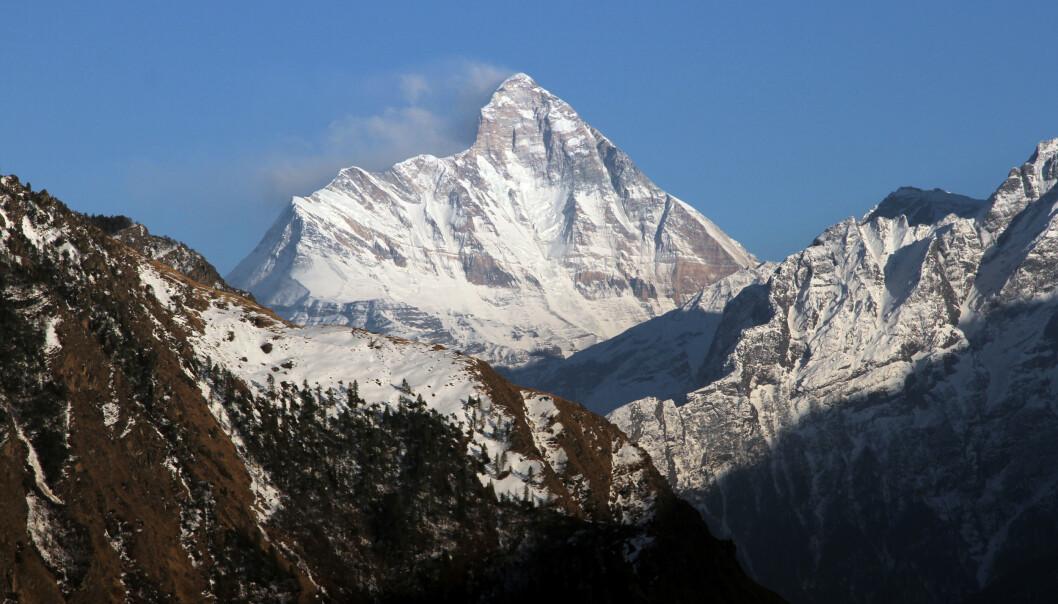 Fem av de åtte savnede fjellklatrerne er nå trolig funnet døde i den indiske delen av Himalaya. Foto: Reuters/NTB scanpix