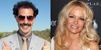 image: Hevder «Borat» forårsaket Pamela Andersons skilsmisse