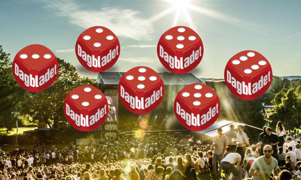image: Her er sommerens beste musikkfestivaler