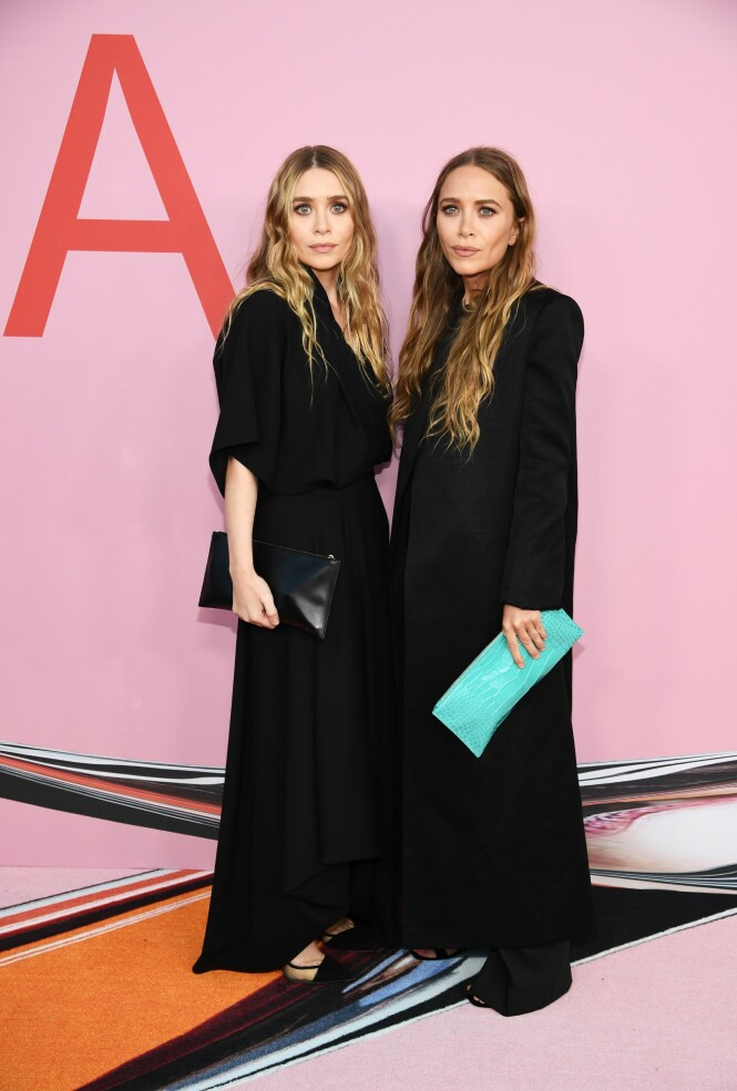 Mary-Kate og Ashley Olsen. Foto: Scanpix