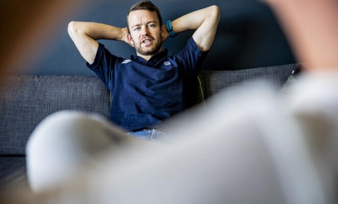 FEIL: Sjur Røthe mener det blir helt feil at ikke førstemann i mål vinner Tour de Ski. Foto: Christian Roth Christensen / Dagbladet