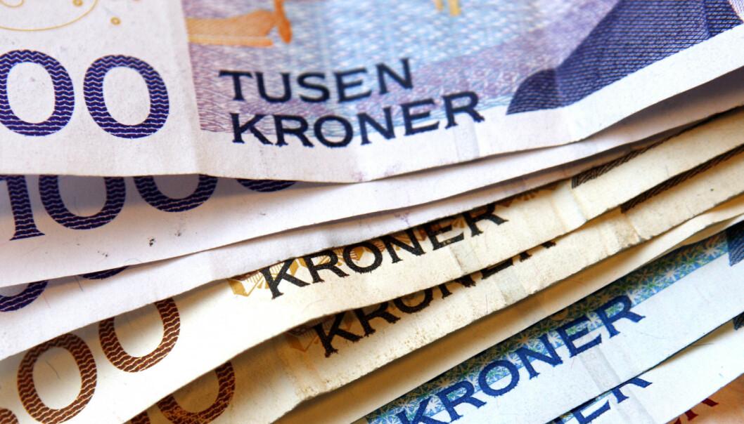 470.000 norske forbrukslån sendt til inkasso