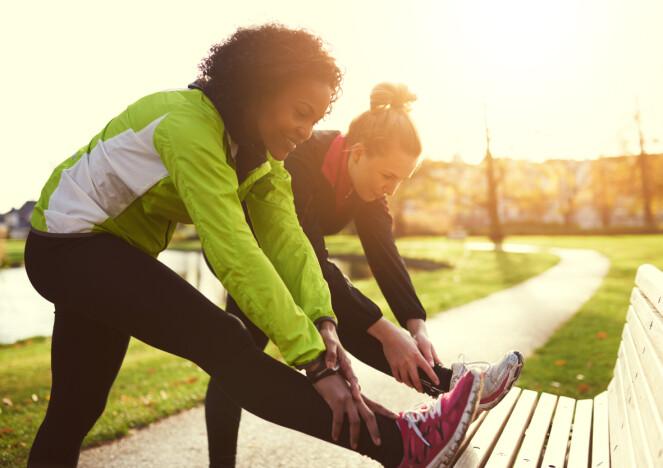 <strong>FOREBYGGING:</strong> Svært mange skader skyldes for dårlig styrke og bevegelighet. Tren derfor styrke- og bevegelighet for å ruste kroppen til å tåle mer. FOTO: NTB Scanpix