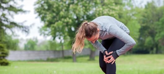 Slik unngår du løpeskaden runner's knee