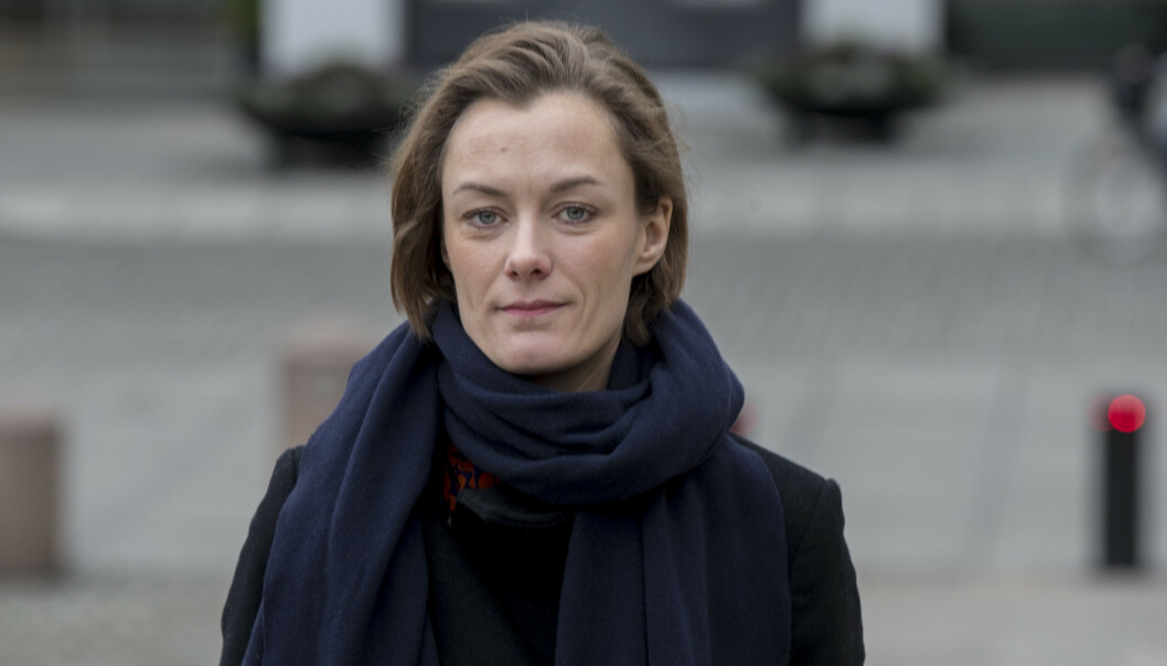 <strong>INVITERER:</strong> Anette Trettebergstuen (Ap) mener Ropstad må utvide sine horisonter hva gjelder den moderne norske familien. Foto: Vidar Ruud / NTB scanpix