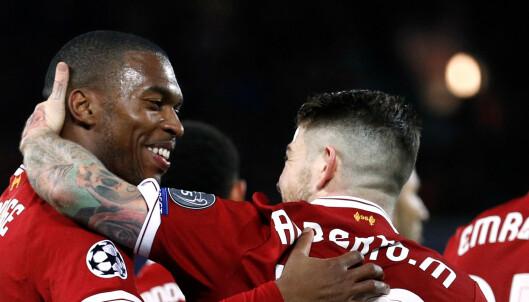 Profiler ferdig i Liverpool