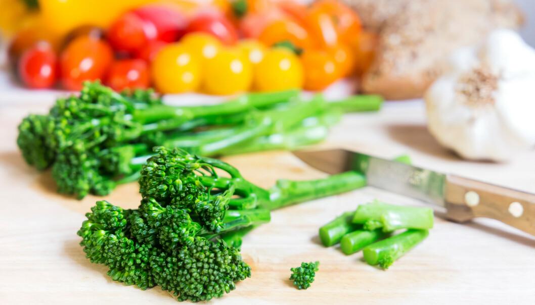 ET SUNT VALG: Bimi er rik på antioksidanter, og er et godt valg som en av «Fem og dagen». FOTO: NTB Scanpix