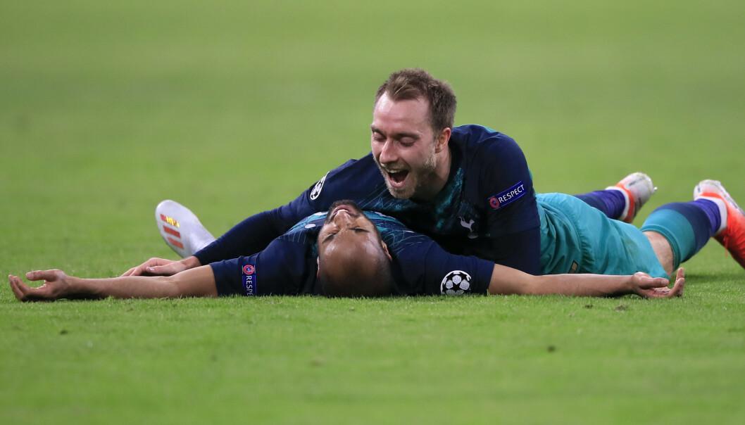 Eriksen antyder Tottenham-exit: - Vil prøve noe nytt