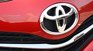 Toyota tilbakekaller 14.000 norske biler