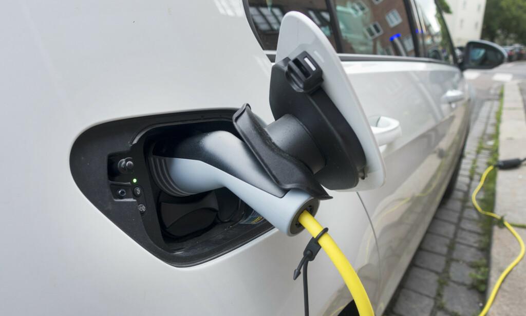 SMART LADING: Laer vi smart, trenger vi ikke å bygge ut strømnettet, konkluderer NVE etter nye rapport. Foto: NTB Scanpix