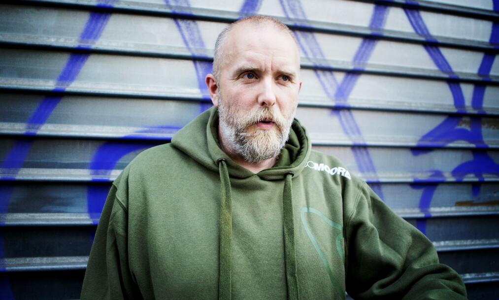 <strong>FJERNET:</strong> Varg Vikernes' YouTube-kanal er borte. Det skjer samme dag som YouTube annonserte at de ville fjerne innhold med «hatefull tale». Her fra Paris i 2014. Foto: Christian Roth Christensen / Dagbladet