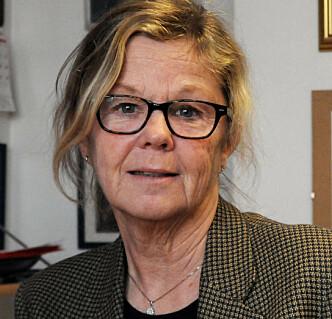 CURLINGFORELDRE: Tone Strømøy mener mange foreldre gjør barna en bjørnetjeneste ved at de «feier banen» foran dem for mye. FOTO: Privat