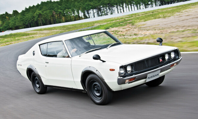 <strong>ANDRE GENERASJON:</strong> Denne ble ingen suksess for Nissan og ble lagt ned samme år. I dag selges de for svimlende summer. Foto: Nissan